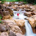 Hầm Hô là điểm du lịch tìm về thiên nhiên hoang sơ của Bình Định