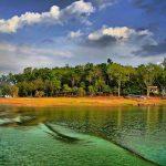 Hồ Trị An là nơi cắm trại chụp ảnh sống ảo những ngày cuối tuần