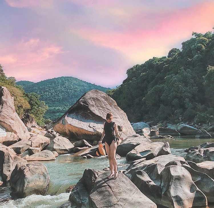 Khu du lịch Hầm Hồ - Thiên đường sống ảo