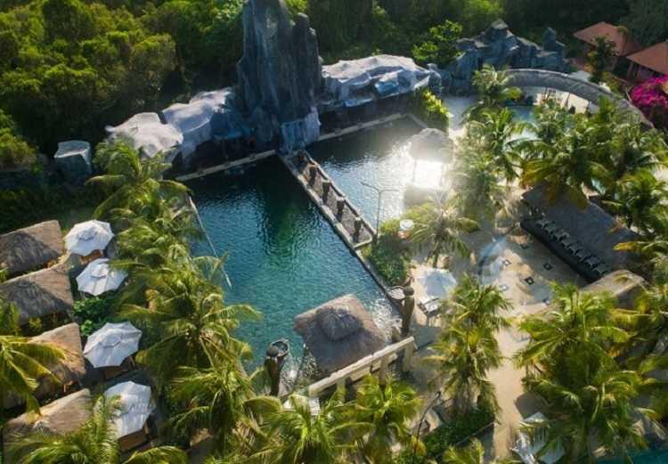 Khu du lịch suối nước nóng Bình Châu Xuyên Mộc Vũng Tàu