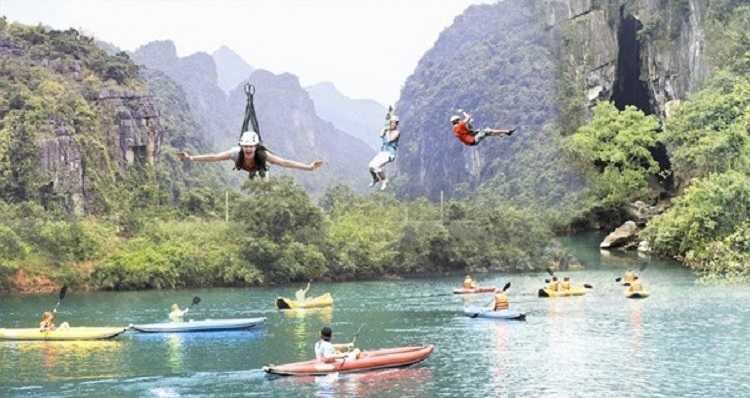 Trượt thác Hòa Phú Thành - Khu du lịch sinh thái của Đà Nẵng