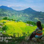 Hoàng Su Phì là thiên đường của ruộng bậc thang ở Hà Giang