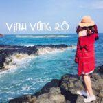 Vịnh Vũng Rô là bức tranh biển đảo đẹp tuyệt vời của Phú Yên