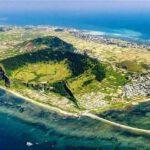 Đảo Lý Sơn là điểm hấp dẫn du khách tìm đến Quảng Ngãi nhiều nhất