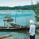 Đầm Ô Loan là điểm thưởng thức hải sản và nghỉ dưỡng cực thơ mộng