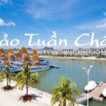 Đảo Tuần Châu với khu vui chơi cao cấp 5 sao đạt chuẩn quốc tế