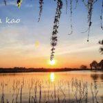 Hồ EA Kao là thiên đường chụp ảnh sống ảo cực chất ở Đắk Lắk