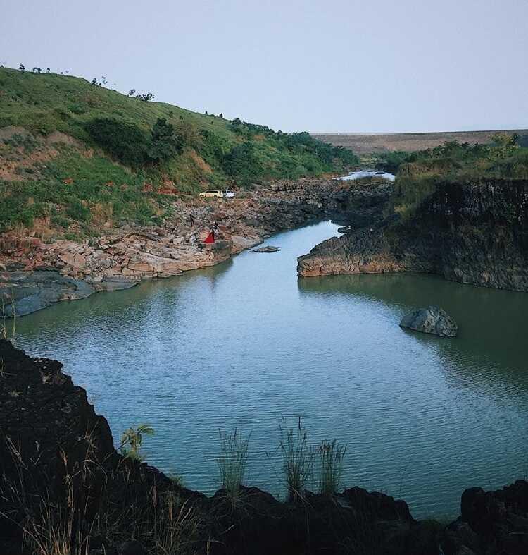 Tuyệt tình cốc Buôn Mê Thuột - Hồ thủy điện Buôn Kuốp