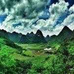 Tuyệt tình cốc Cao Bằng có phải là cái hồ hoang ngay núi mắt thần