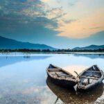 Đầm Lập An là điểm du lịch nổi tiếng với tên gọi tuyệt tình cốc Huế