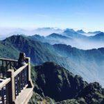 Cổng trời Sapa hay còn gọi là nấc thang Ô Quy Hồ để săn mây