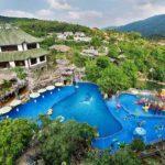 Núi Thần Tài có một khu du lịch cực kỳ hấp dẫn du khách
