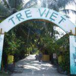 Làng du lịch Tre Việt là điểm đến vui chơi cuối tuần rất gần Sài Gòn