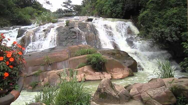Thác Cam Ly, khu du lịch sinh thái với vẻ đẹp mê hồn của Đà Lạt