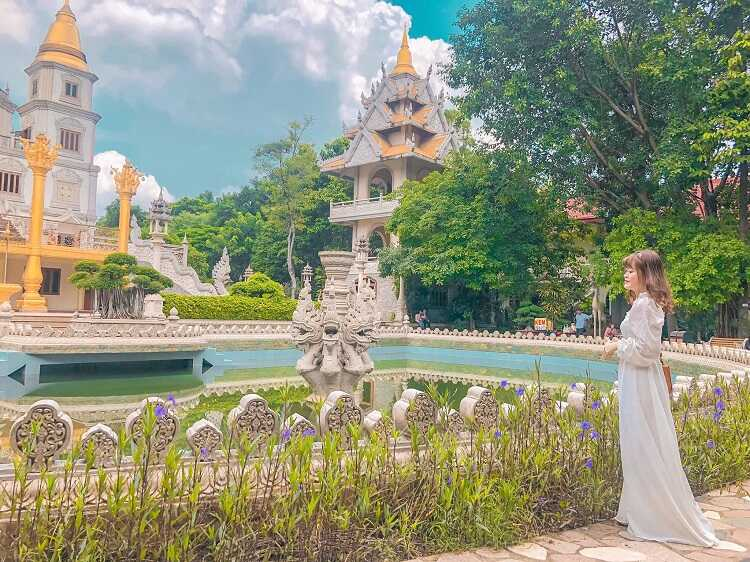 Chùa Bửu Long (Bửu Long Pagoda)