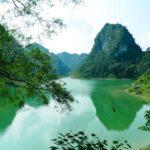 Hồ Thang Hen là thiên đường chụp ảnh check in sống ảo của Cao Bằng