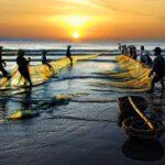 Biển Sầm Sơn có bãi tắm là thiên đường ăn chơi cuối tuần ở Thanh Hóa
