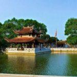 Đền Đô là di tích lịch sử có nhiều cảnh quan đẹp của Từ Sơn Bắc Ninh