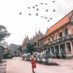 Chùa Som Rong là điểm nhấn văn hóa tâm linh của người Sóc Trăng