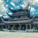 Chùa Tam Chúc là điểm chụp ảnh đẹp để sống ảo khi đến Hà Nam