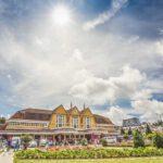 Ga Đà Lạt là nơi chụp hình đẹp dành cho dân sống ảo check in