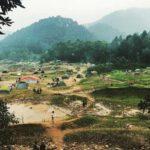 Núi Hàm Lợn là thiên đường du lịch cuối tuần rất gần Hà Nội