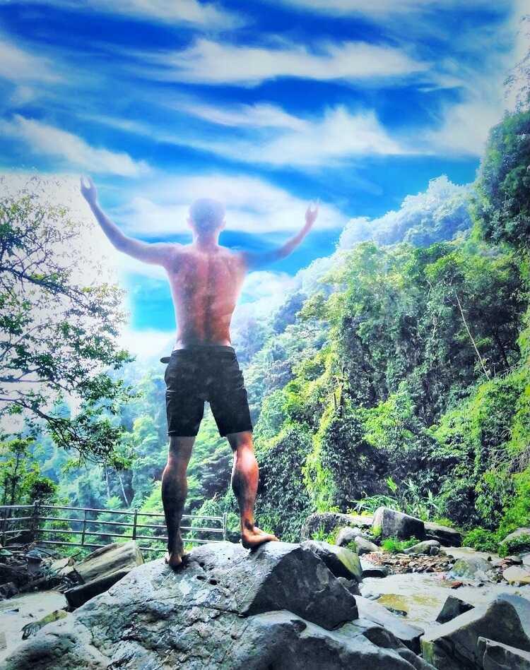 thác Bạc Sapa