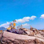 Bạch Mộc Lương Tử là điểm săn mây đẹp nhất của dãy Kỷ Quan San