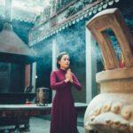 Chùa Bà Thiên Hậu là thiên đường chụp ảnh đẹp phong cách Trung Hoa