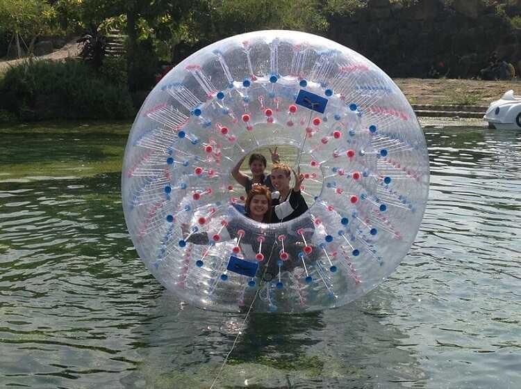 bong bóng nước