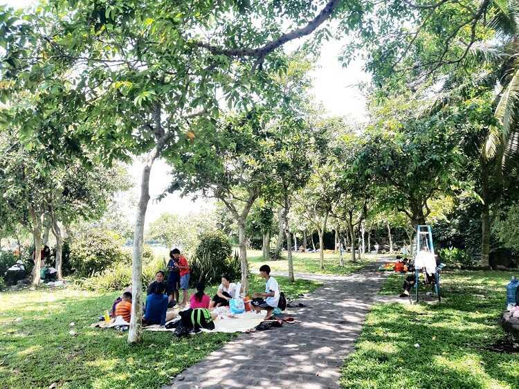 picnic Suối mơ Đồng Nai