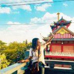 Tu Viện Khánh An là ngôi chùa ở quận 12 chụp hình sống ảo cực đẹp