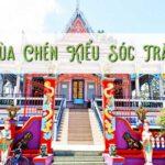 Chùa Chén Kiểu có kiến trúc lạ thế nào mà nổi tiếng khắp Sóc Trăng