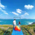 Đảo Bình Hưng chính là hòn ngọc biển với thiên nhiên cực đẹp