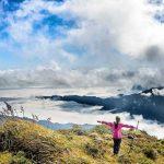 Núi Ngọc Linh với khu rừng nhân sâm mang vẻ đẹp huyền bí của đất trời