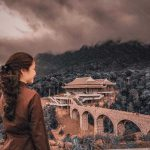 Tây Yên Tử là ngôi chùa vừa linh thiên vừa chụp hình siêu đẹp