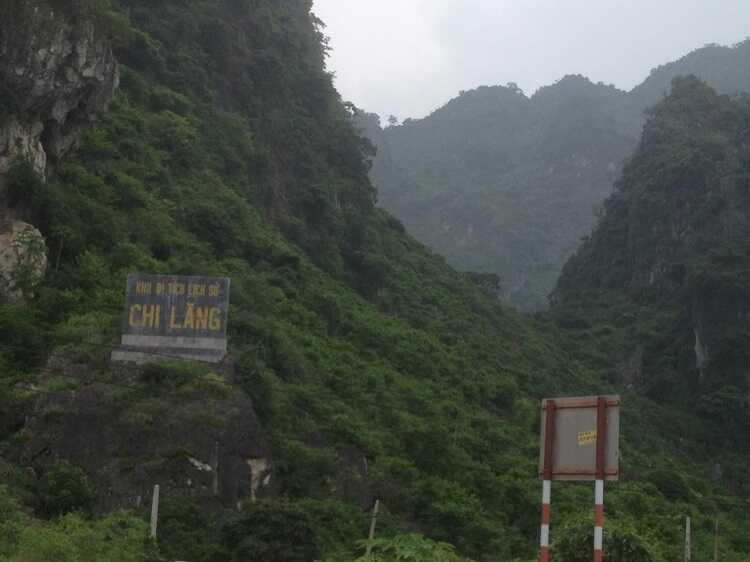 núi rừng thiên nhiên