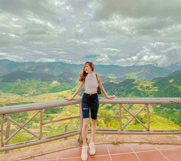 chụp ảnh đèo khau phạ