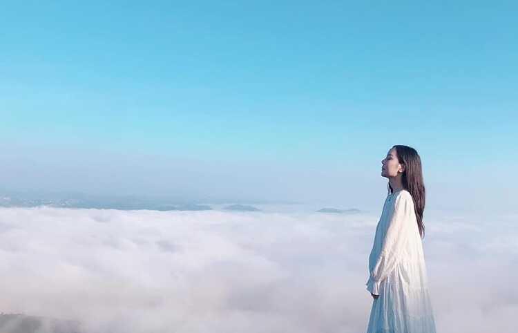 săn mây sống ảo