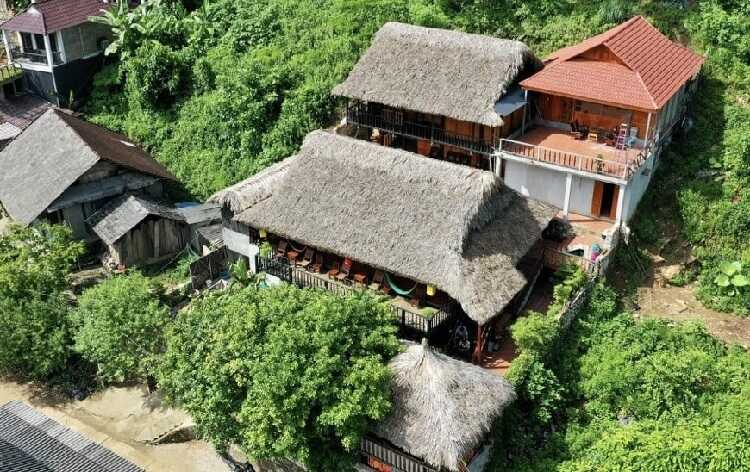 làng pác ngòi